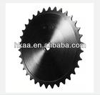OEM black Bike/motorcycle chain sprocket wheel,stainless steel/steel sprocket chain wheel factory