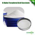 Oferta especial d- alfa tocoferol succinato ácido 1210/1185/1185se( natural de la vitamina e nicotinato)