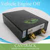 Heavy Duty Car Gps tracker SMS Automobile gps tracker