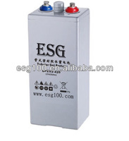 OPzV2-420 rechargeable dry cell batteries 2v 420ah battery batterie opzv