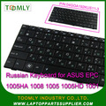 لوحة المفاتيح الروسية لnew asus eee الكمبيوتر الشخصي نتبووك البسيطة 1001ha، 1001ht، 1001p، 1001px، 1005ha، لوحة مفاتيح الكمبيوتر المحمول-- 04goa192kus11 1008ha