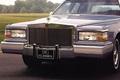 Cadillac deville e&g 1980-1989 brougham rwd haut profil classique 1986-0100-80 argent grille