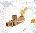 idraulico industriali pesanti galleggiante valvola di montaggio