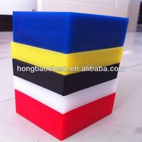 China anti-corrosion uhmw-pe lining board Manufacture