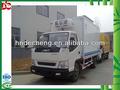 Caminhão câmara fria para venda, 5 toneladas frigorífico caminhão da caixa, 10 toneladas caminhão refrigerado