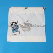 600D drawstring bag backpack bag for kids with cartoon printing