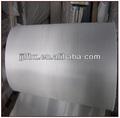 plain weave 140g alcali libre en fibre de verre tissu enduit de silicone