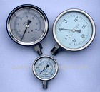 Water test Pressure Gauge Dial sizes: 2, 2.5 inches
