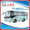7.8m 31 Seats mini Bus with air conditioner