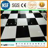 High Gloss Black Crystal Porcelain Tile