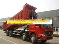venda quente 6 ton caminhão basculante luz