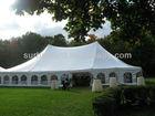 pvc outdoor work tents