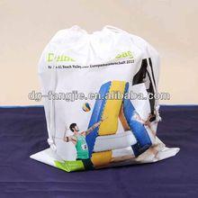 Beautiful oraganza drawstring bag from china supplier