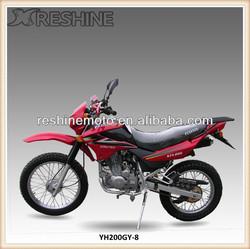 2014 off road 200cc cheap chinese Peru dirt bike for sale