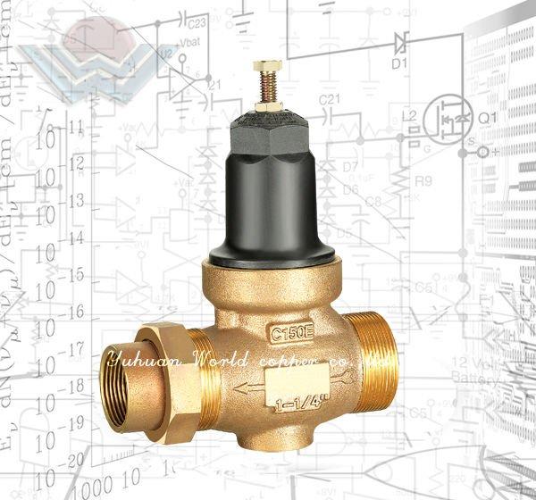 Feed Water Pressure Regulator Feed Water Pressure