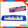 Music Organs for all children ,Hot sale education toys children electronic organ toys with light