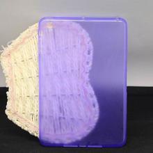 Purple universal jelly case for mini ipad 2014