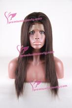 100% human hair silk top full lace wigs 18inch brazilian virgin full mono with thin skin and silk top wig straight hair