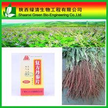 salvia miltiorrhiza P.E.of tranquilize and ease pain