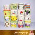 con forma de taza de cerámica mini pequeña maceta de cerámica macetas de flores