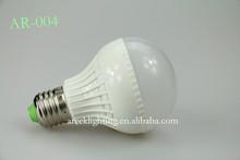 e27 6w led bulb lighting