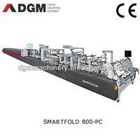 SMARTFOLD 800 Automatic carton folding and gluing machine