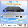 24 canal modulador atsc, de tv digital equipo de cabecera catv modulador col5600ap