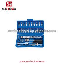 12-810-07 62pcs auto repair tool set mechanical tools set