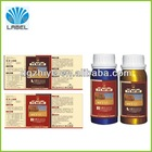 Custom adhesive colorful laser anti fake labels for high class health care products