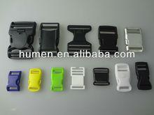 Guangdong dongguan Fashion Plastic side release buckles