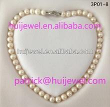9-10mm handmade pearl jewelry AAA quality