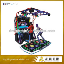 Dragonwin Latest acrade dancing game machine/Full Selection of Dance Arcade Machines