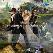 Hot sale hollywood blockbuster 3D 4D film suitable for 5D simulator cinema