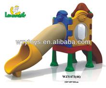Children outdoor play ground equipment playset