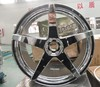 TUV VIA JWL Germany and japan standard vossen replica alloy car wheels