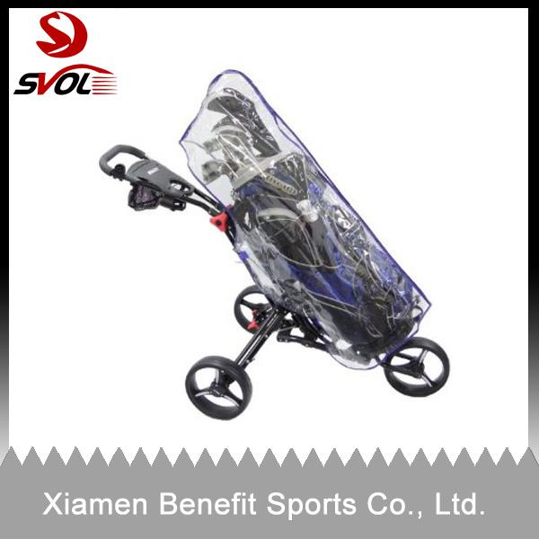 Waterproof golf cart bag rain cover