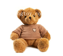 2014 Newest style soft plush nurse teddy bear toy