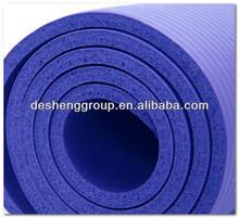 NBR whole sale custom gym, exercise, sport, yoga mat
