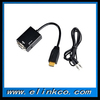 Good quality hdmi to vga to hdmi cable wih Audio cable output