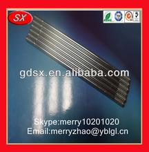 precision oem steel shaft axle shaft long spline shaft in dongguan