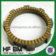Hot sales CG125 Clutch disc HF brand,CG125 Clutch fibre Benma