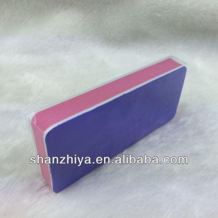 Manicure Nail Buffer Nail Buffer Block