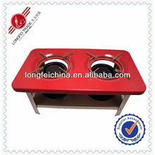 Gas Cooking Range 2648# Wok Stove 2 Big Burner Gas Stove