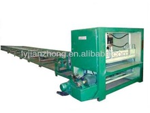 Automatic veneer plywood production line/ plywood paving machine/ plywood cutting machine