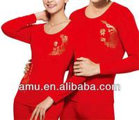 2015 Stylish European mens thermal brand name underwear long johns clothing