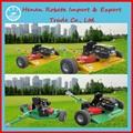 Calidad superior de nuevo diseño del tractor cortacéspedes/segadoras piezas al por mayor
