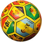 Best low price rubber soccer ball / football