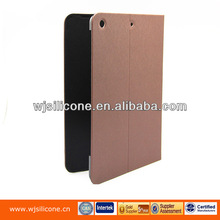 PU leather cover for ipad Air smart case for ipad 5