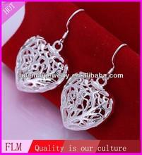 Stamped 925 earring hooks .925 sterling silver earring FE075
