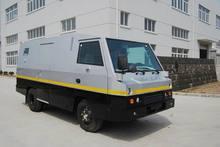 Armored Isuzu Cash in Transit Vehicle
